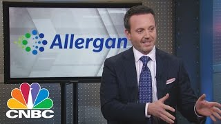 Allergan CEO Brent Saunders: Massive Biotech Transformation | Mad Money | CNBC