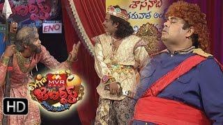 Extra Jabardasth - Patas Prakash Performance - 1st April 2016 - ఎక్స్ ట్రా జబర్దస్త్