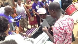 Anibi Burial Casket Outing