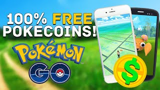 Pokémon GO! ★HOW TO GET FREE POKEBALLS + POKECOINS!★ Tutorial/Guide (No Hack Required)