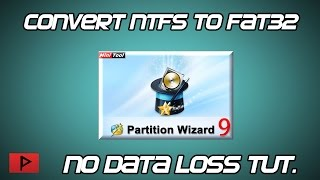[How To] Convert NTFS to FAT32 Without Data Loss Using Minitool Partition Wizard Free