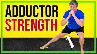 Inner Thigh Exercises - Adductor Strength for Runners [Ep66]