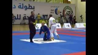 إنطلاق اليوم الثاني بالمشاركة النسائية في بطولة دبي المفتوحة للجوجيتسو
