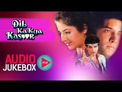 Xxx Mp4 Dil Ka Kya Kasoor Full Songs Jukebox Divya Bharti Prithvi Nadeem Shravan 3gp Sex