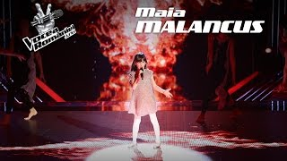 Maia Malancus - Girl On Fire | Finala | VRJ 217