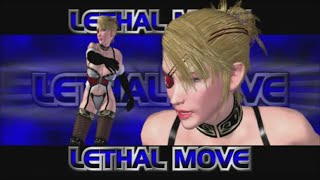 Rumble Roses XX - Mistress Spencer Lethal Move (Embarrasser)