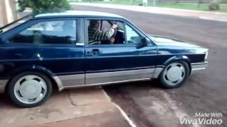 Gol GTI turbo forjado Tavinho Macatuba sp