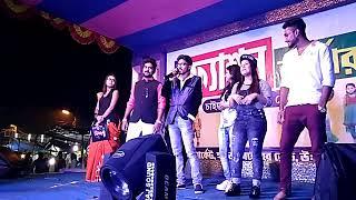 Mon banjara movie promotion .kolyangarh ashok nagar kolkata