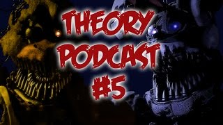 Five Nights at Freddy's 4 Podcast #5   Debunking