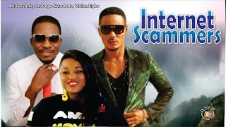 Internet Scammers   - Nigerian Nollywood Movie