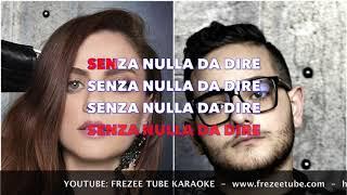 Rocco Hunt feat. Annalisa - Stella cadente - Karaoke con testo