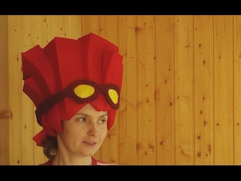 Фиксики. Как сделать шапочку-парик Файера. - youtube,youtuber,utube,youtub,youtubr,youtube music,unblock youtube,youtube videos,