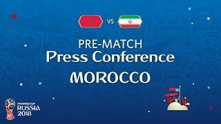FIFA World Cup™ 2018: Morocco - IR Iran: Morocco Pre-Match PC