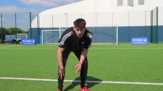 ULTIMATE FOOTBALL CHALLENGES WITH A PROFESSIONAL GIRL FOOTBALLER!!