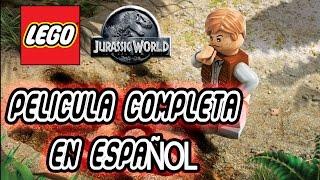 LEGO JURASSIC WORLD PELICULA COMPLETA EN ESPAÑOL FULL MOVIE 720p  - PELICULAS LEGO