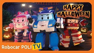Happy Halloween | Robocar POLI | Childrern Song