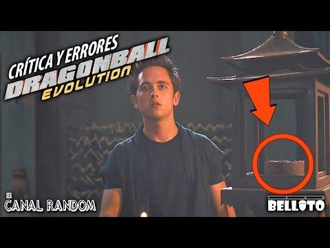 Errores de Películas Dragon Ball Evolution - Crítica Review PQC WTF