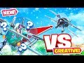 CREATIVE MODE PLANE UPDATE *NEW* Challenge in Fortnite Battle Royale