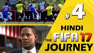 FIFA 17 (Hindi) The Journey #4