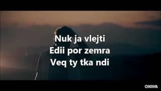 Blero - Athu  Me tekst/lyrics