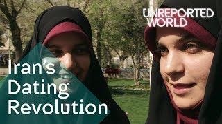 Looking for love in Iran | Unreported World