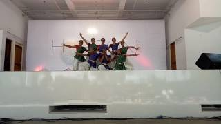 Classical dance group performance- SMC