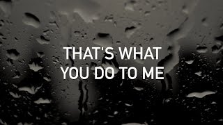 John Legend - What You Do to Me (with lyrics)