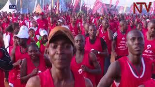40,000 runners set for Kabaka birthday run