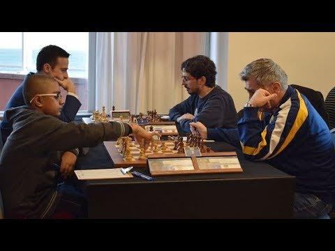 Xxx Mp4 12 Year Old Sreeshwan Beats Ivanchuk Sunway Sitges Open 2018 3gp Sex
