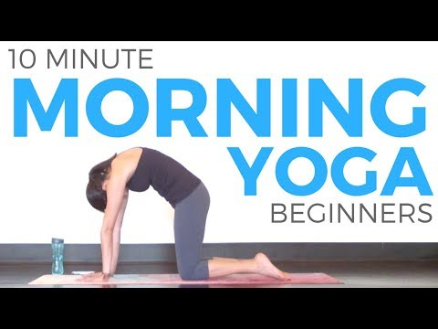 Xxx Mp4 10 Minute Morning Yoga For Beginners 3gp Sex