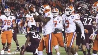 COLLEGE FOOTBALL HYPE / PUMP UP 2016/2017 CLEMSON TIGERS