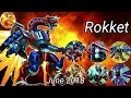 Download Video Download Rokket Deck (June) 2018 (Post Battles of Legend: Relentless Revenge) 3GP MP4 FLV