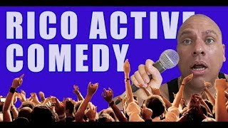 VERY FUNNY COMEDY STAND UP RICO ACTIVE FUNNY