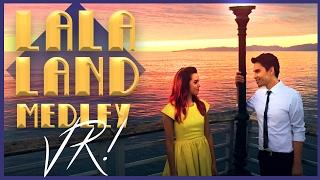 La La Land Medley in VR!! Sam Tsui & Megan Nicole   Sam Tsui