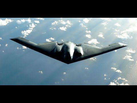 Inside the Stealth B2 Bomber   Military Documentary HD