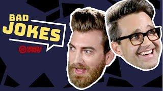 Rhett & Link   Bad Joke Telling