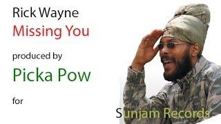 Missing You - Rick Wayne (Sunjam Records)