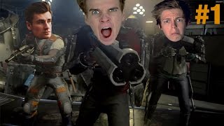 3 IDIOTS PLAY NEW EXO ZOMBIES | INFECTION