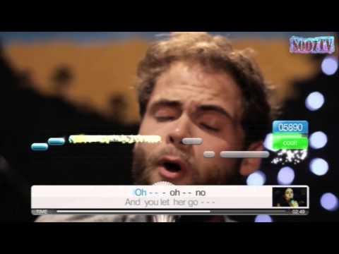 SingStar PS3, Passenger, Let her go