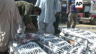 Police say they have killed seven men with links to Taliban