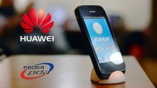 Huawei Ascend Y210 - Análisis