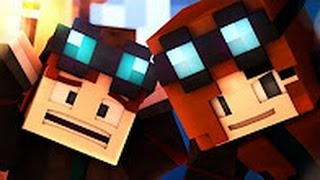 DanTDM (The Diamond Minecart) , PopularMMOs - TOP 5 BEST FUNNY MOMENTS MONTAGE 2015