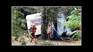 Un homme de 75 ans porté disparu dans le Gard suite aux pluies diluviennes - 09/08/2018