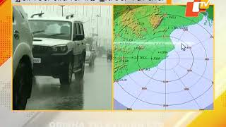 IMD predicts heavy rainfall across Odisha till Nov 17