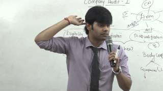 COMPANY AUDIT 1 COMPANIES ACT 2013 BY HARSHAD JAJU SIR