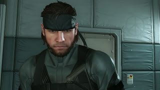 Metal Gear Solid V: MGS2 Solid Snake Mod