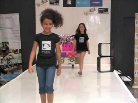 FX Model Pasarela Kids TIEMPODE
