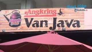 VIDEO  Mau Coba Angkringan Moderen Ala Van Java Datang ke Samarinda