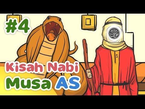 Xxx Mp4 Kisah Nabi Musa AS Melawan Penyihir Firaun Kartun Anak Muslim Indonesia 3gp Sex