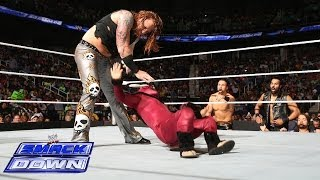 El Torito vs. Heath Slater: SmackDown, May 16, 2014